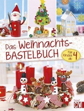 Das Weihnachts- Bastelbuch