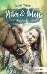 Mila & Adesso (Band 2) - Herzklopfen im Sattel