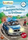 Die besten Polizeigeschichten für Erstleser; Band 2