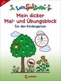 Mein dicker Mal- und Übungsblock für den Kindergarten