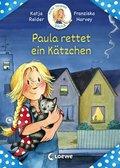 Meine Freundin Paula - Paula rettet ein Kätzchen