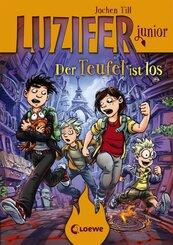Luzifer junior (Band 4) - Der Teufel ist los