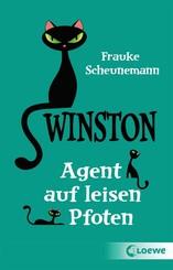 Winston (Band 2) - Agent auf leisen Pfoten
