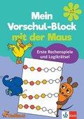 Mein Vorschul-Block mit der Maus - Erste Rechenspiele und Logik-Rätsel