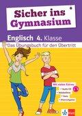Sicher ins Gymnasium Englisch 4. Klasse, m. Audio-CD