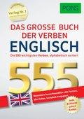 PONS Das große Buch der Verben Englisch