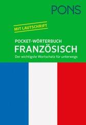 PONS Pocket-Wörterbuch Französisch