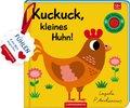 Kuckuck, kleines Huhn!