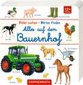 Bilder suchen - Wörter finden: Alles auf dem Bauernhof