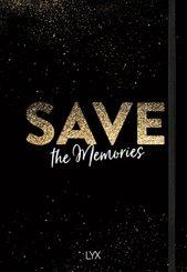 Save the Memories - Das Bullet Journal für deine Pläne, Ziele und Träume