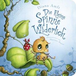 Die kleine Spinne Widerlich