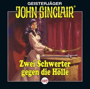 John Sinclair - Zwei Schwerter gegen die Hölle, 1 Audio-CD