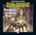 John Sinclair - Hemators tödliche Welt, 1 Audio-CD