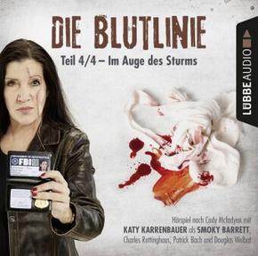 Die Blutlinie - Folge 04, 1 Audio-CD