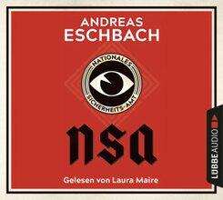 NSA - Nationales Sicherheits-Amt, 10 Audio-CDs