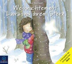 Weihnachten mit Laura und ihrem Stern, 3 Audio-CDs