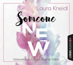 Someone New, 6 Audio-CDs