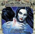 Gruselkabinett - Der Judas-Kuss, 1 Audio-CD