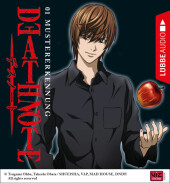 Death Note - Mustererkennung, 1 Audio-CD
