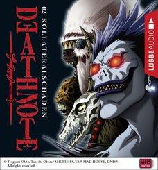 Death Note - Kollateralschaden, 1 Audio-CD