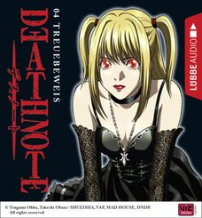 Death Note - Treuebeweis, 1 Audio-CD