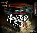 Monster 1983, Staffel II: Folge 01-05, 5 Audio-CDs