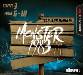 Monster 1983, Staffel III, Folge 06-10, 5 Audio-CDs