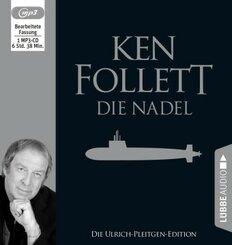 Die Nadel, 1 MP3-CD