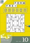 Freiform-Sudoku - Bd.10