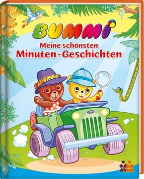 Bummi - Meine schönsten Minuten Geschichten