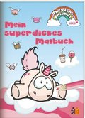 Theodor & Friends - Mein superdickes Malbuch
