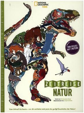 Zeitreise Natur - National Geographic Kids