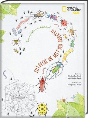 Entdecke die Welt der Insekten - National Geographic Kids