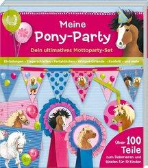 Aktivbuch - Meine Pony-Party