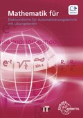 Mathematik für Elektroniker/in für Automatisierungstechnik mit Lösungstexten, m. DVD-ROM