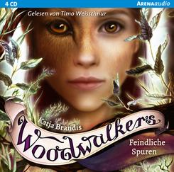 Woodwalkers - Feindliche Spuren, 4 Audio-CD