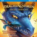 Drachenzähmen leicht gemacht - Suche nach dem Drachenjuwel, 4 Audio-CD