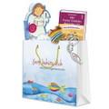 Geschenktasche zur Erstkommunion (5-tlg.), m. 2 Buch, m. 2 Beilage