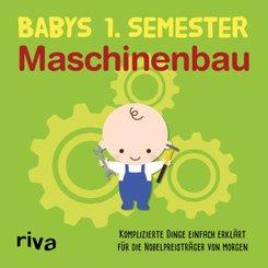 Babys erstes Semester - Maschinenbau