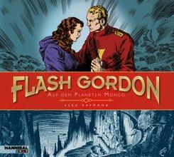 Flash Gordon - Auf dem Planeten Mongo