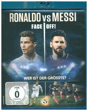 Ronaldo vs. Messi, 1 Blu-ray