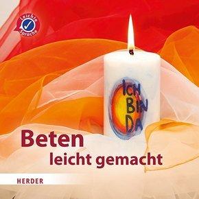 Beten leicht gemacht; Deutsch; durchgeh. farbig