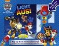 PAW Patrol, Licht aus! - Pop-up-Buch mit Taschenlampe