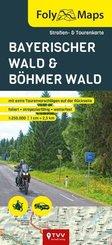 FolyMaps Böhmerwald / Bayerischer Wald 1:250 000