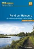 Hikeline Wanderführer Rund um Hamburg