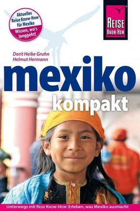 Reise Know-How Reiseführer Mexiko kompakt