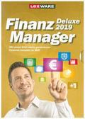 Lexware FinanzManager Deluxe 2019, 1 CD-ROM
