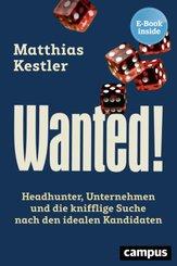 Wanted! (Ebook nicht enthalten)