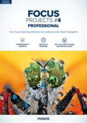 Focus projects 4 professional (Win & Mac), 1 CD-ROM