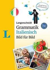 Langenscheidt Grammatik Italienisch Bild für Bild